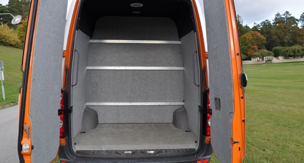 8 sits premium VW Crafter