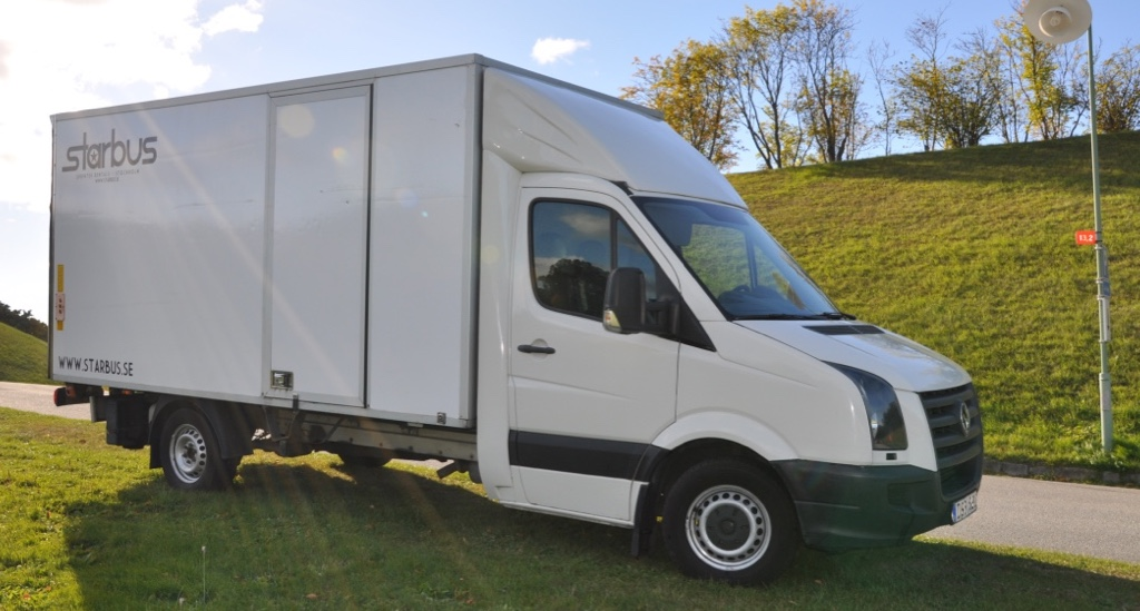VW Crafter 17 m3
