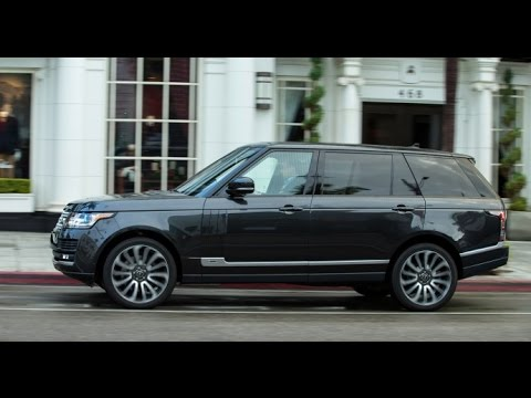 Range Rover Voque Long