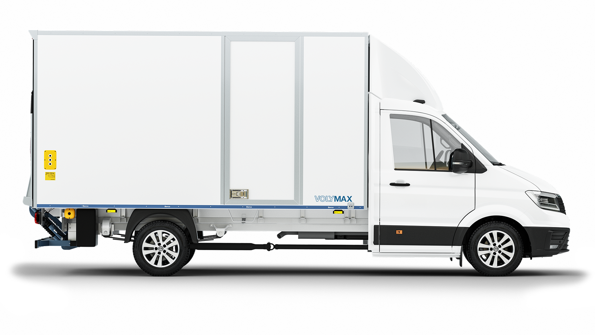 VW Crafter 18 m3